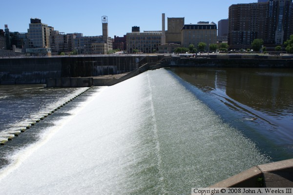 Upper Saint Anthony Falls Lock & Dam