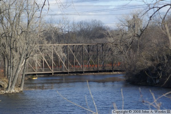 Wisconsin Central Railroad Bridge