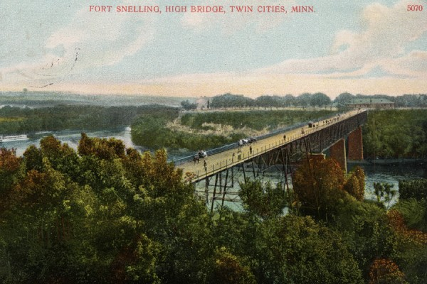 Fort Snelling High Bridge (Old)