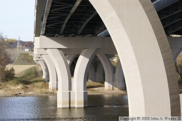 I-35E Lexington Bridge