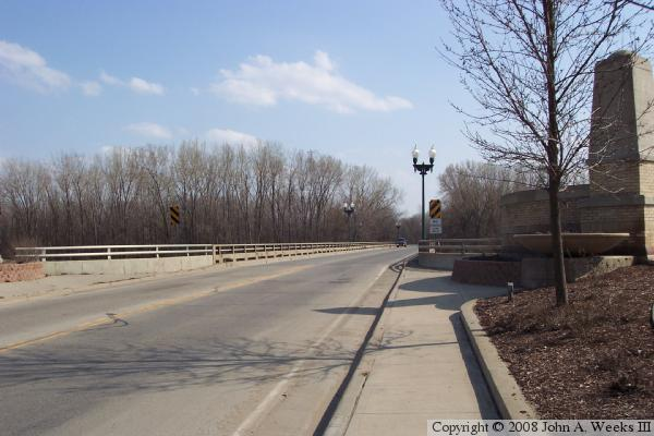 Old MN-41 Bridge