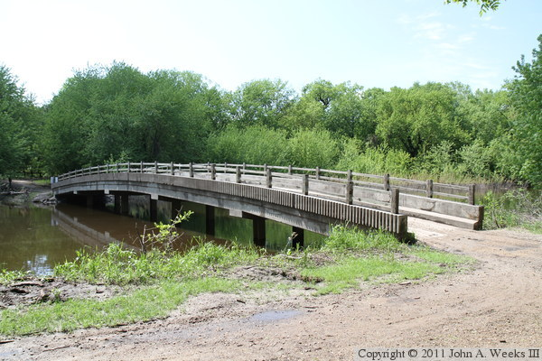 Pike Island Bridge