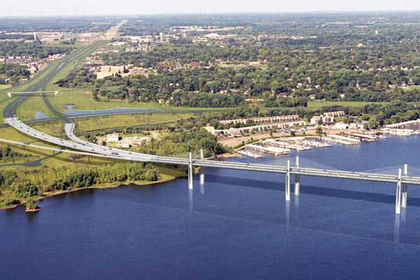 New Saint Croix River Crossing