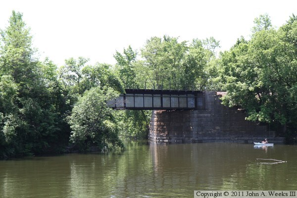 C&NW Bridge